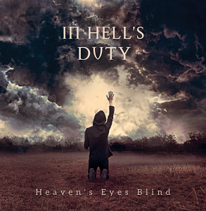 Heaven's Eyes Blind EP - front