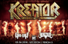 Kreator: War-Saw i Minetaur w roli supportów
